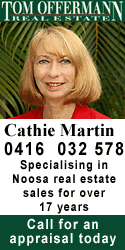 Cathie Martin - Tom Offermann Real Estate